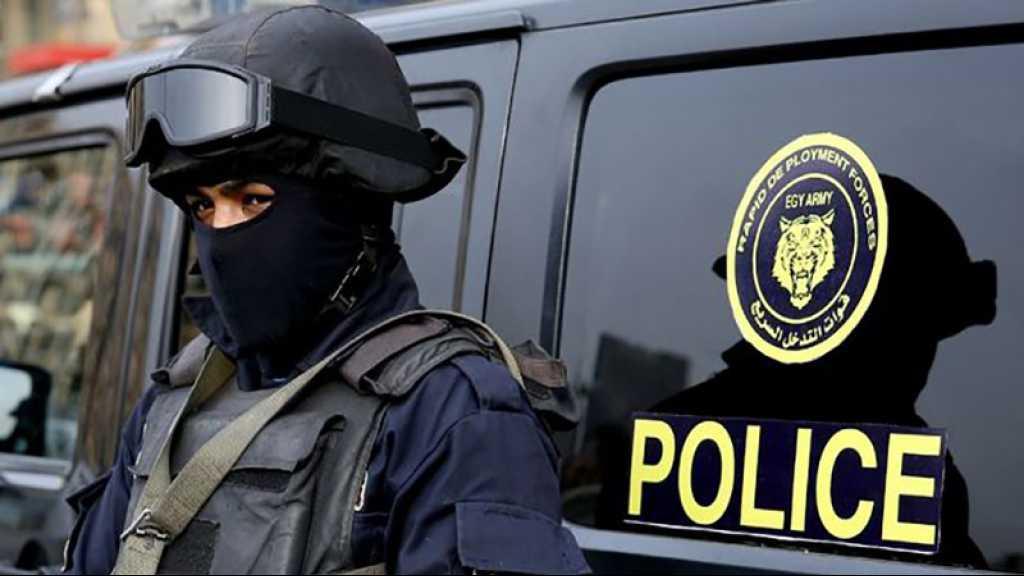 Egypte: cinq terroristes tués dans le Sinaï