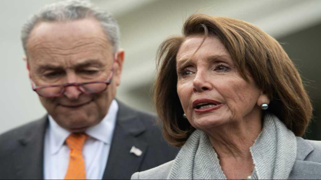 «Shutdown»: les démocrates demandent à Trump de reporter son discours sur l'état de l'Union