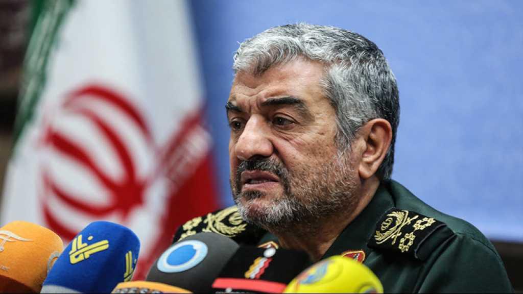 «L'Iran préservera tout ce qu'il possède en Syrie», dit le commandant du CGRI