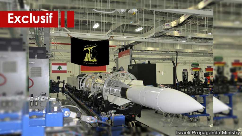 En 2019, la principale menace pour l'ennemi sioniste serait les missiles intelligents du Hezbollah