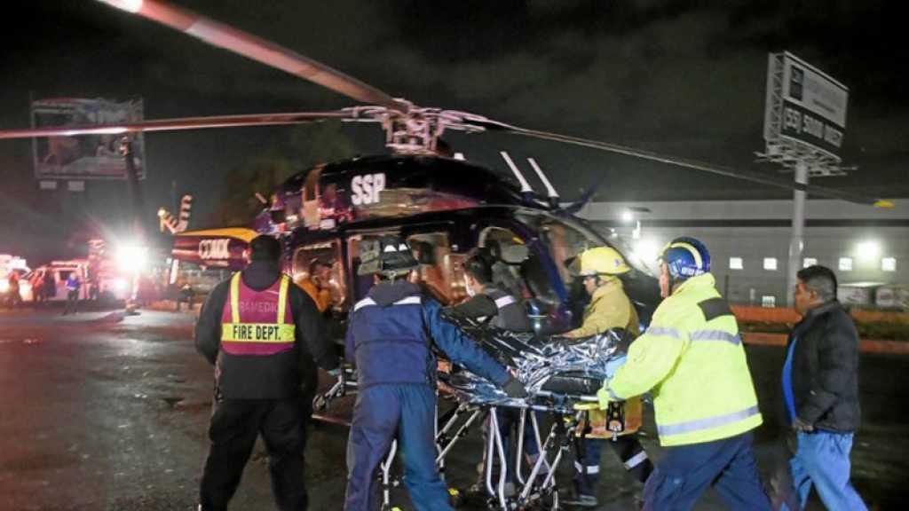 Mexique : l'explosion d'un oléoduc fait au moins 85 morts