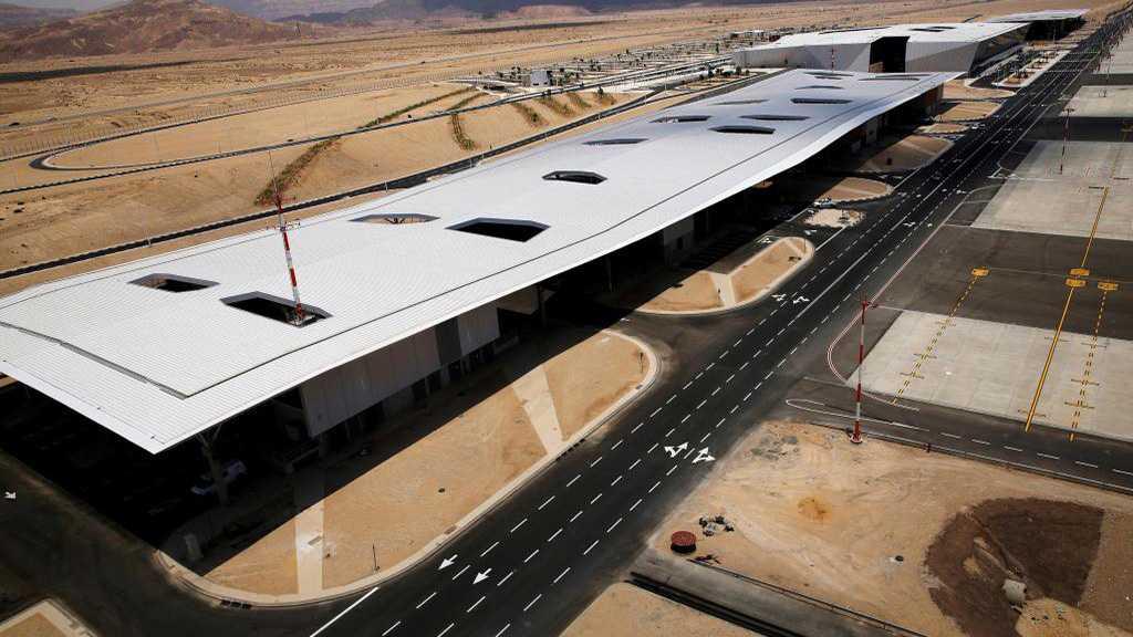 Inauguration de Ramon, nouvel aéroport «israélien» dans le sud du pays