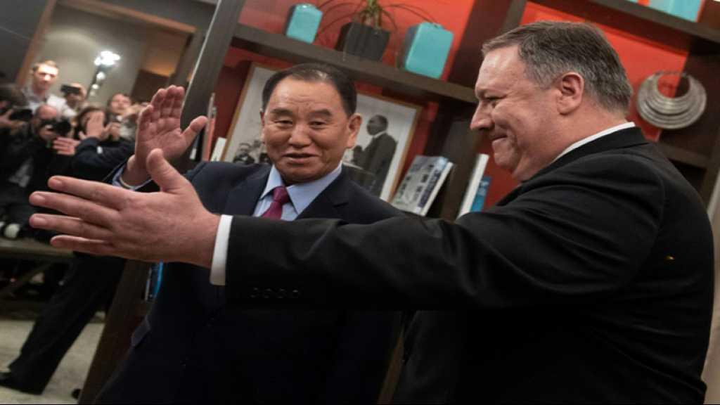 Corée du Nord: Pompeo s'est entretenu avec Tokyo et Séoul