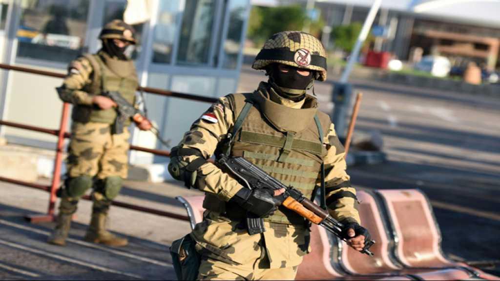 Egypte: 59 terroristes présumés et sept militaires tués dans des opérations