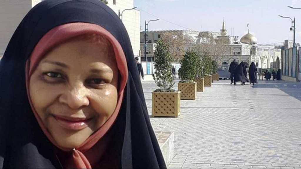 Marzieh Hachemi a été libérée sans inculpation