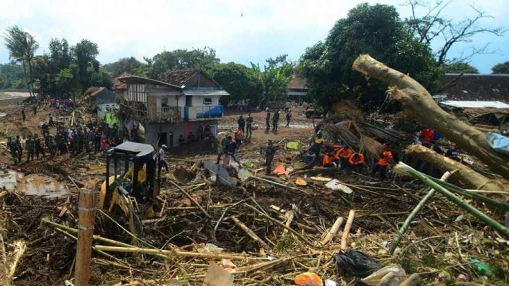 Indonésie : le bilan des inondations et glissements de terrain porté à 26 morts
