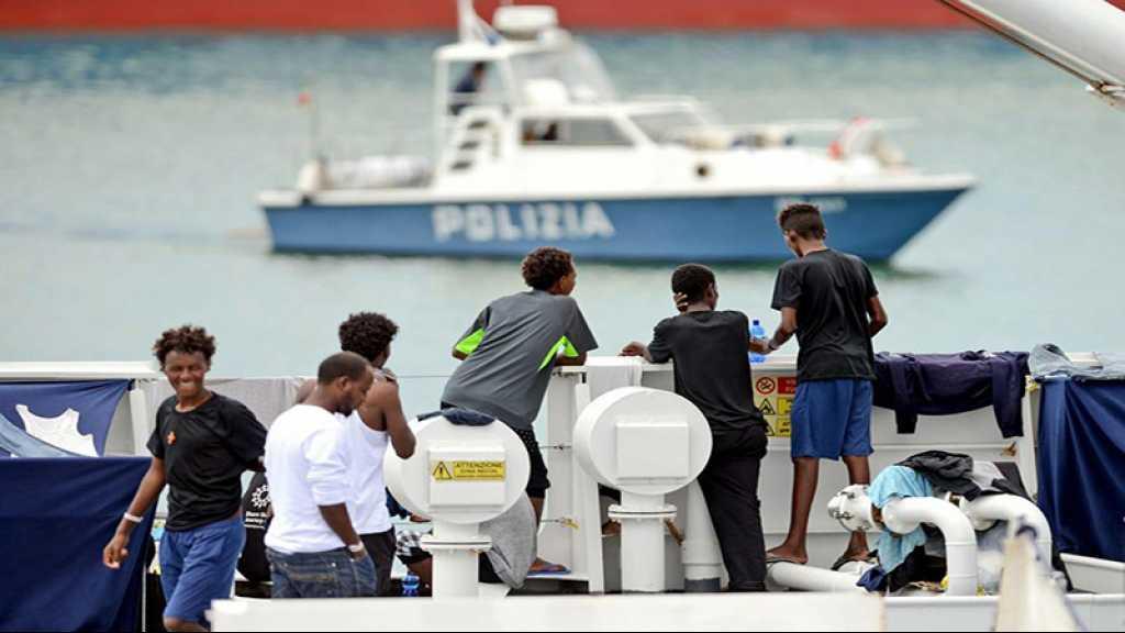 Italie: les ports restent fermés aux migrants, dit Salvini