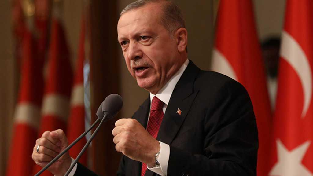 Syrie : Erdogan veut «une zone de sécurité», sinon il s'en chargera lui-même