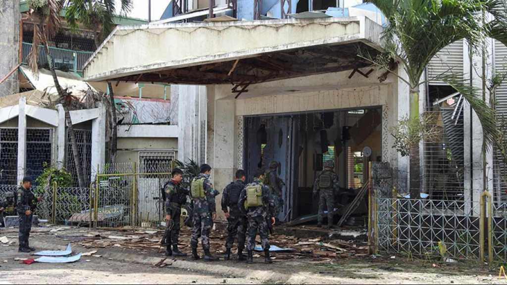 Philippines: «Daech» revendique l'attentat contre la cathédrale de Jolo