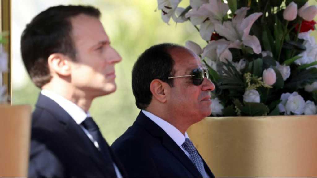 Rencontre Macron-Sissi: droits de l'Homme et enjeux régionaux au programme
