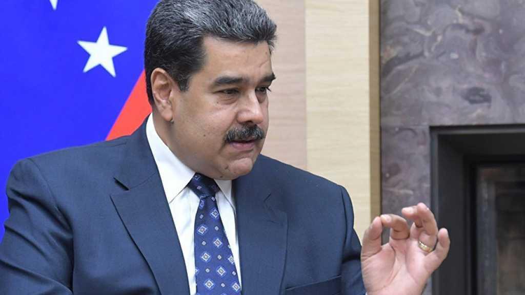 Maduro : Nous n'acceptons pas d'ultimatums. Les présidentielles auront lieu en 2025
