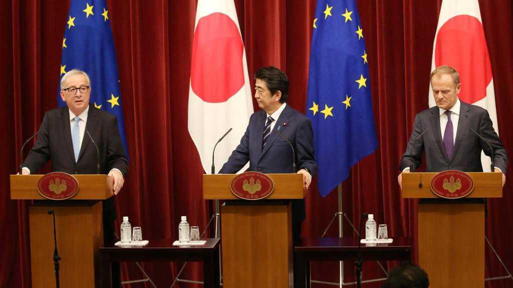 L'accord de libre-échange entre l'UE et le Japon entre en vigueur