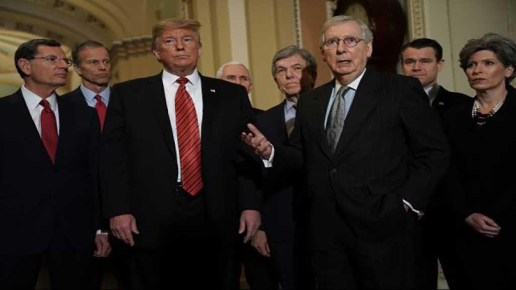 Trump reçoit un dur camouflet du Sénat sur le retrait de Syrie