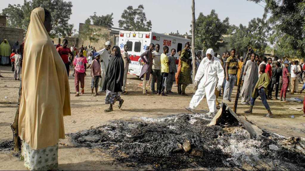 «Boko Haram» a tué 60 habitants d'une ville du nord-est du Nigeria