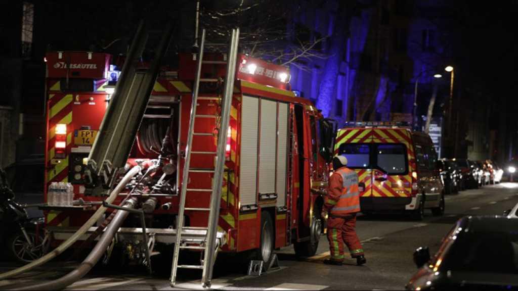 Paris: incendie dans le XVIe arrondissement, 7 morts, un blessé grave
