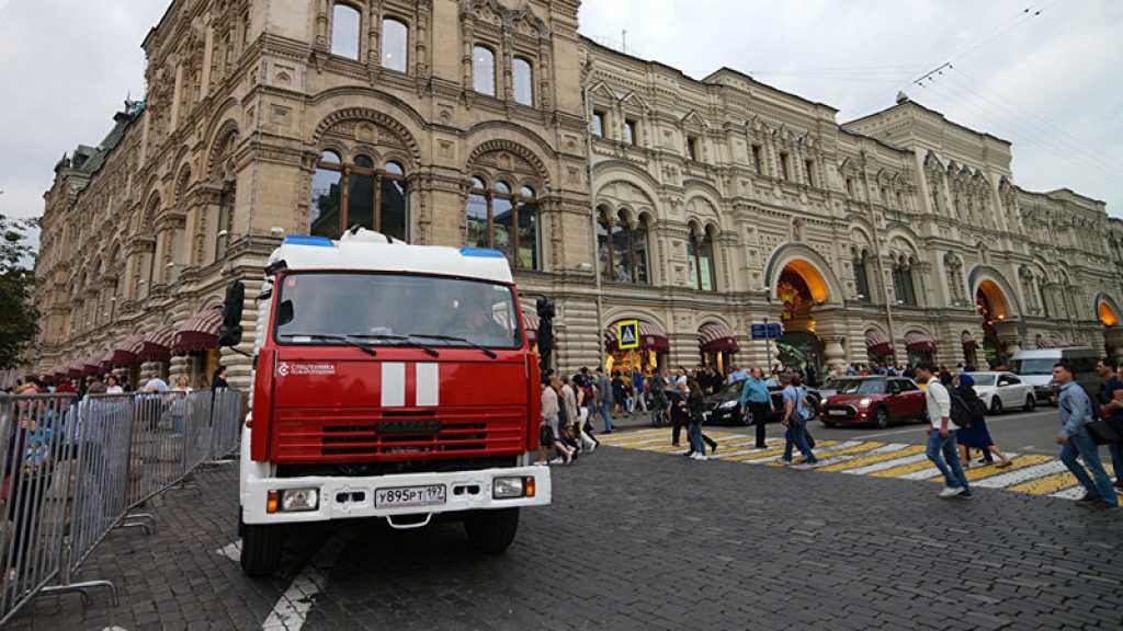 Russie : 20.000 personnes évacuées suite à des alertes à la bombe