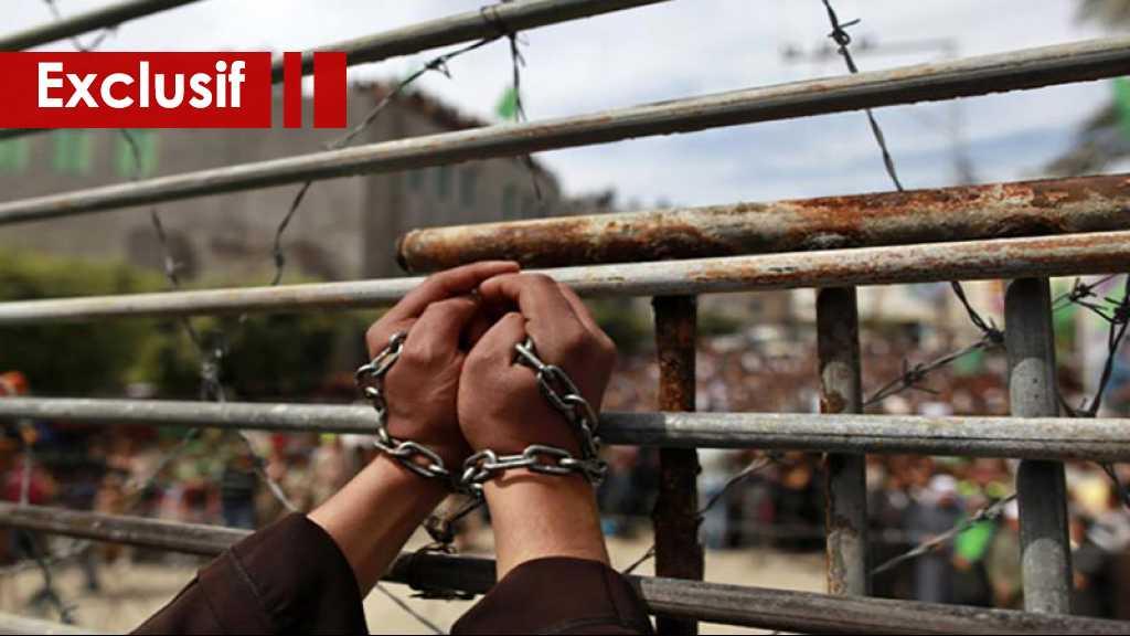 L'administration pénitentiaire israélienne met la pression sur les détenus palestiniens