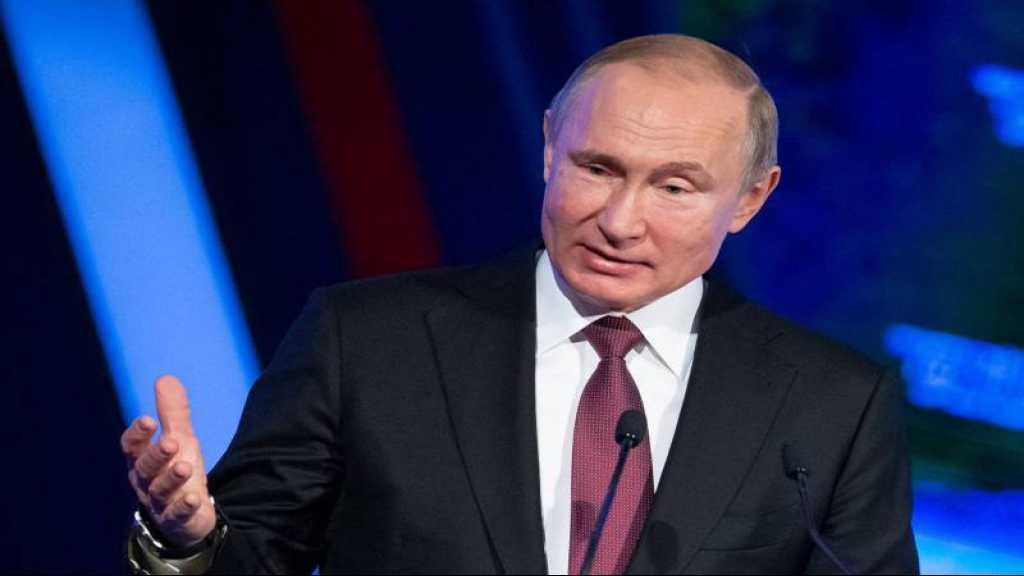 Russie: Poutine veut prolonger l'amnistie sur les capitaux