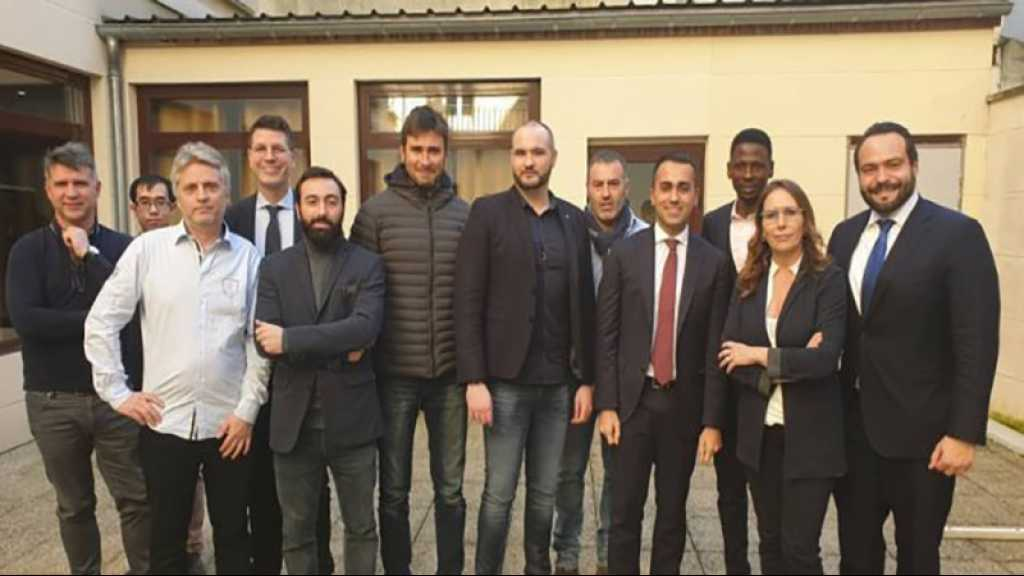 Rencontre Di Maio/«gilets jaunes»: une «nouvelle provocation inacceptable», juge Paris
