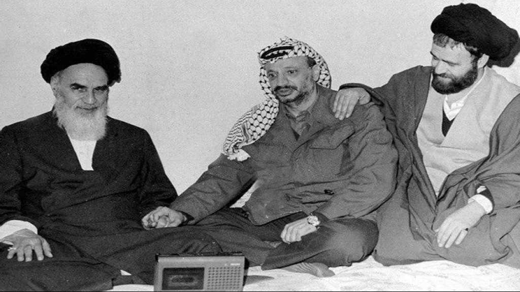 La Révolution islamique au service de la cause palestinienne