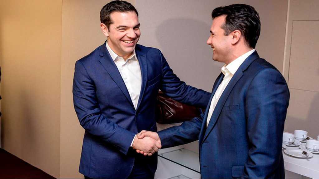 La Grèce approuve l'adhésion de la Macédoine à l'Otan