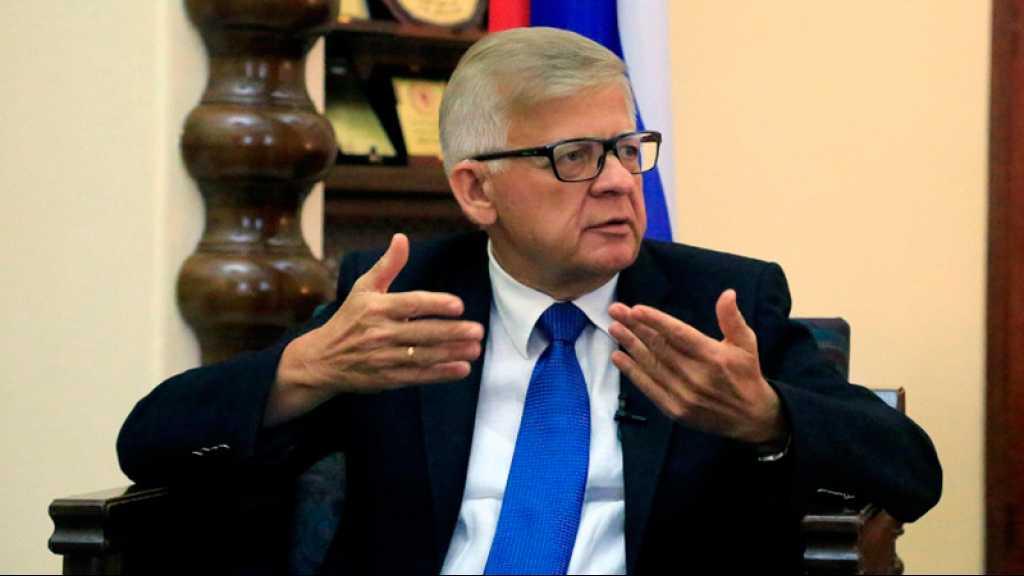 «Les Américains incitent au conflit au Moyen-Orient», selon l'ambassadeur russe au Liban