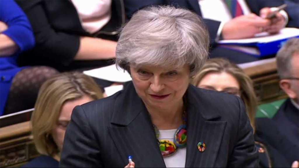 Brexit: Theresa May demande «du temps» pour obtenir un accord modifié