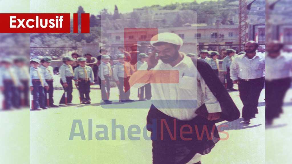 Cheikh Ragheb Harb, pionnier de la Résistance (Photos exclusives/Archives d'Al-Ahed)