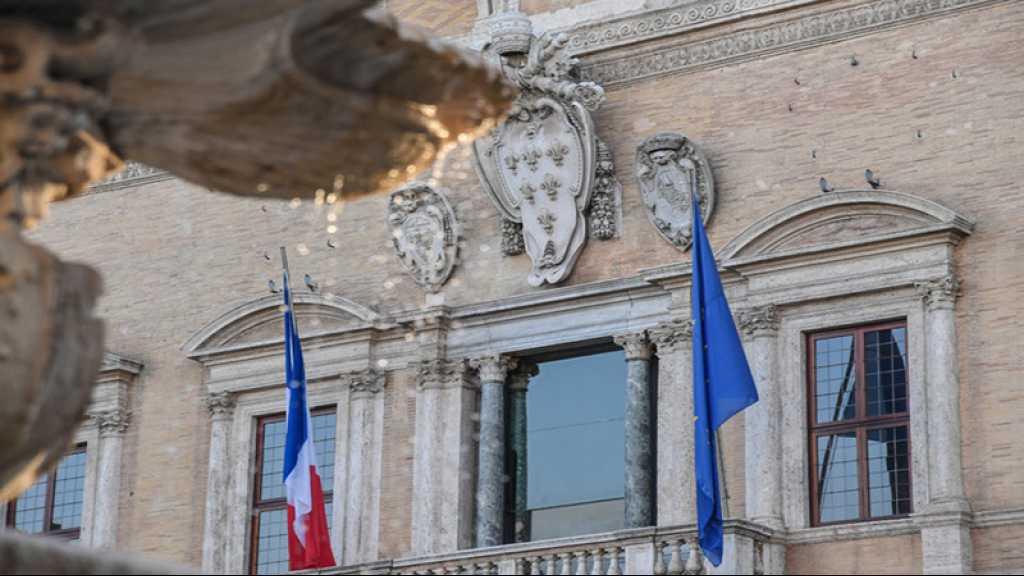 L'ambassadeur de France en Italie bientôt de retour à Rome, dit Le Drian