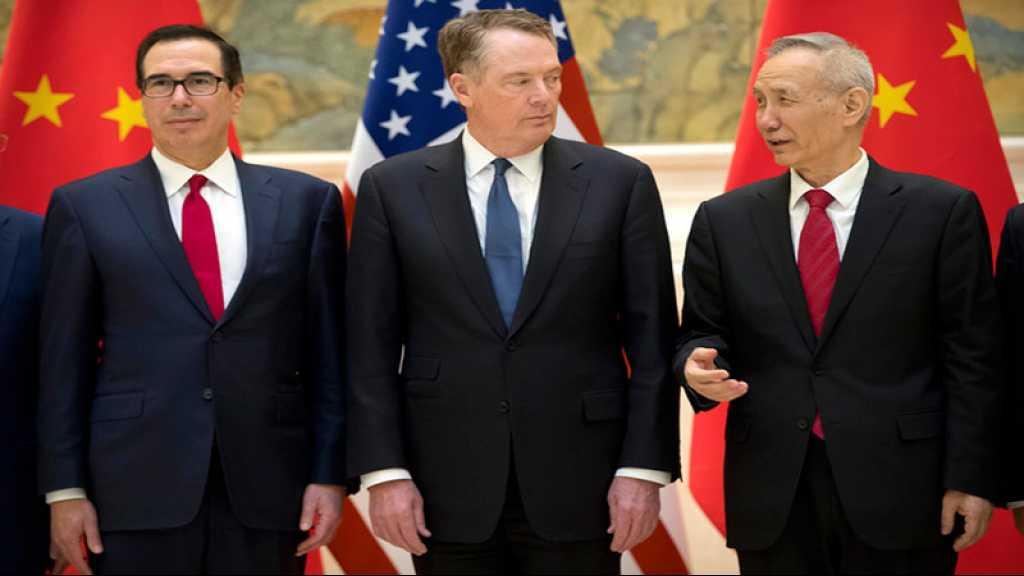 Commerce Chine-USA: les négociations se poursuivent, encore des sujets «très difficiles» à régler