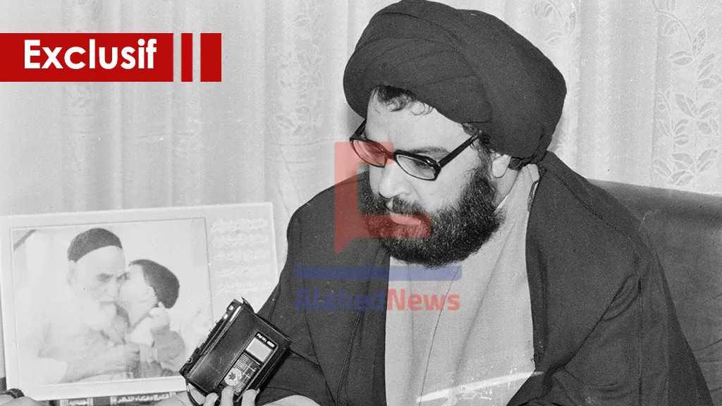 Sayed Abbas el-Moussaoui, l'icône de la résistance et du sacrifice (Photos exclusives/Archives d'Al-Ahed)