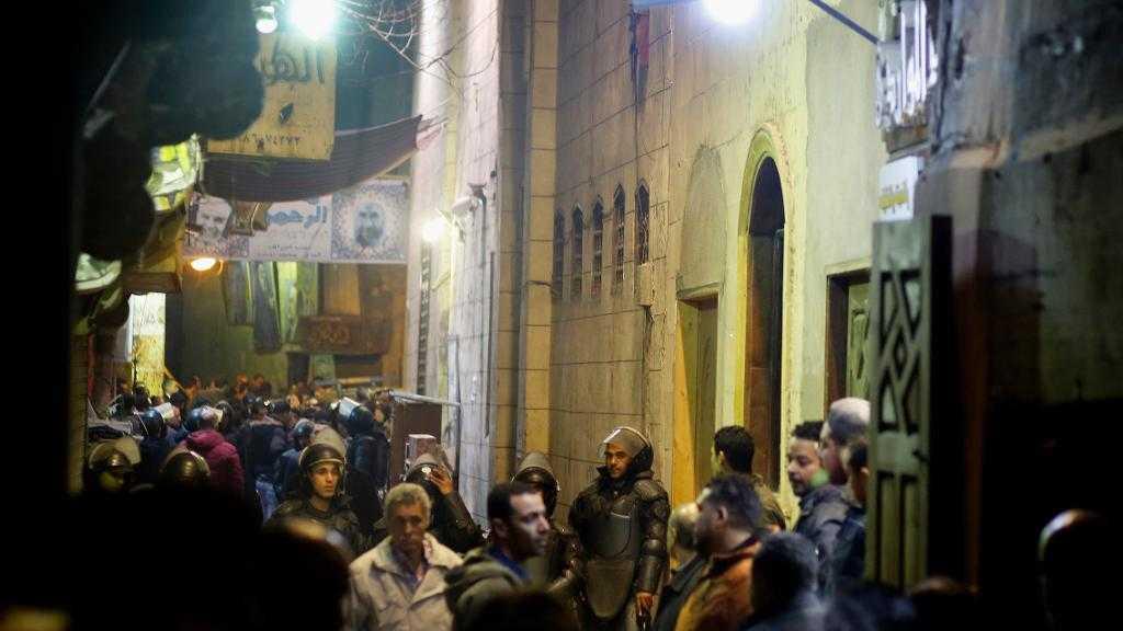 Egypte: Trois policiers tués dans une explosion au Caire