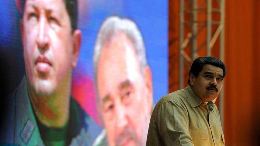 Cuba défend le Venezuela et considèrel'action des États-Unis comme une ingérence