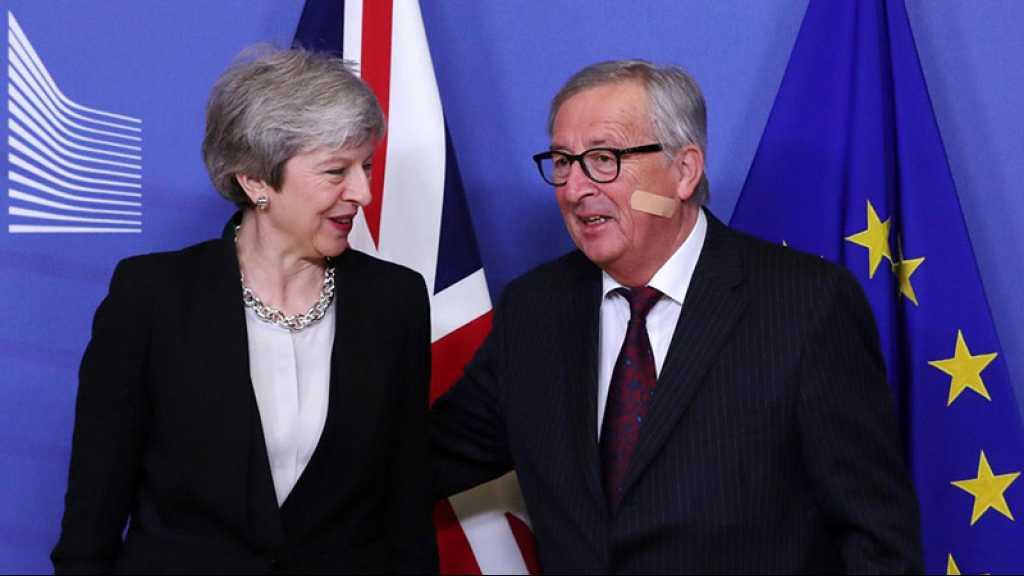 Brexit: May salue des «progrès» dans les discussions avec Bruxelles