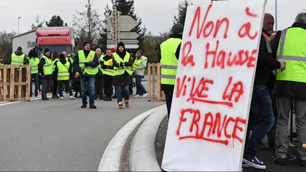 Trois mois de «gilets jaunes»: les prix du carburant augmentent toujours en France