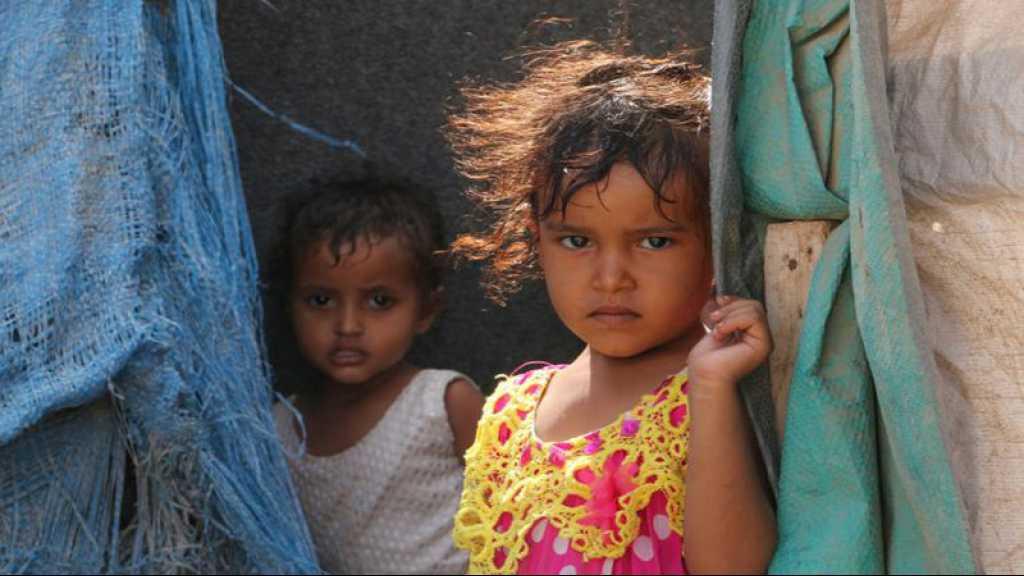 Yémen: 1,2 million d'enfants sont confrontés chaque jour au conflit, selon l'UNICEF