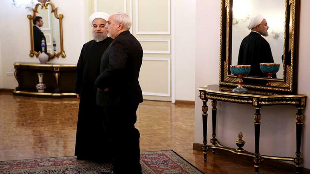 Le chef de la diplomatie iranienne revient sur sa démission
