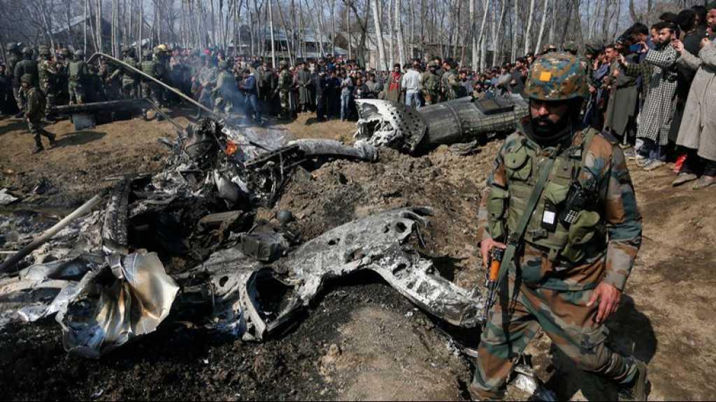 Cachemire: deux avions indiens abattus, le Pakistan ferme son espace aérien