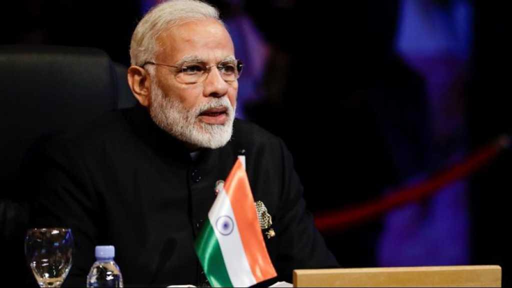 Cachemire: Modi demande aux Indiens de «faire mur» contre «l'ennemi»