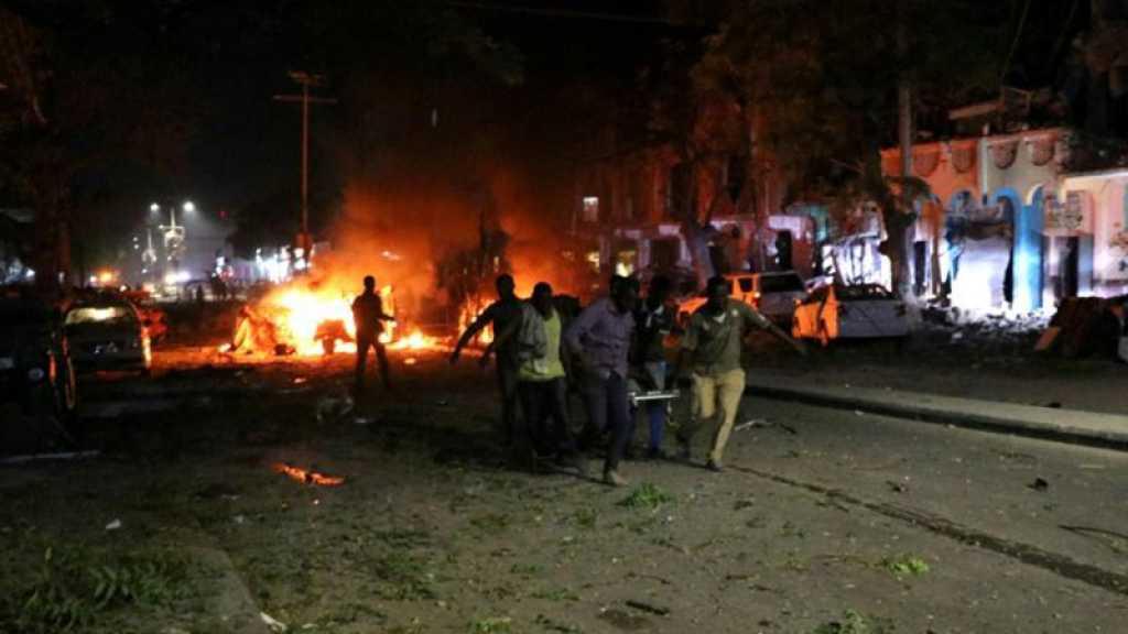 Somalie : au moins 10 morts dans une attaque des shebab à Mogadiscio