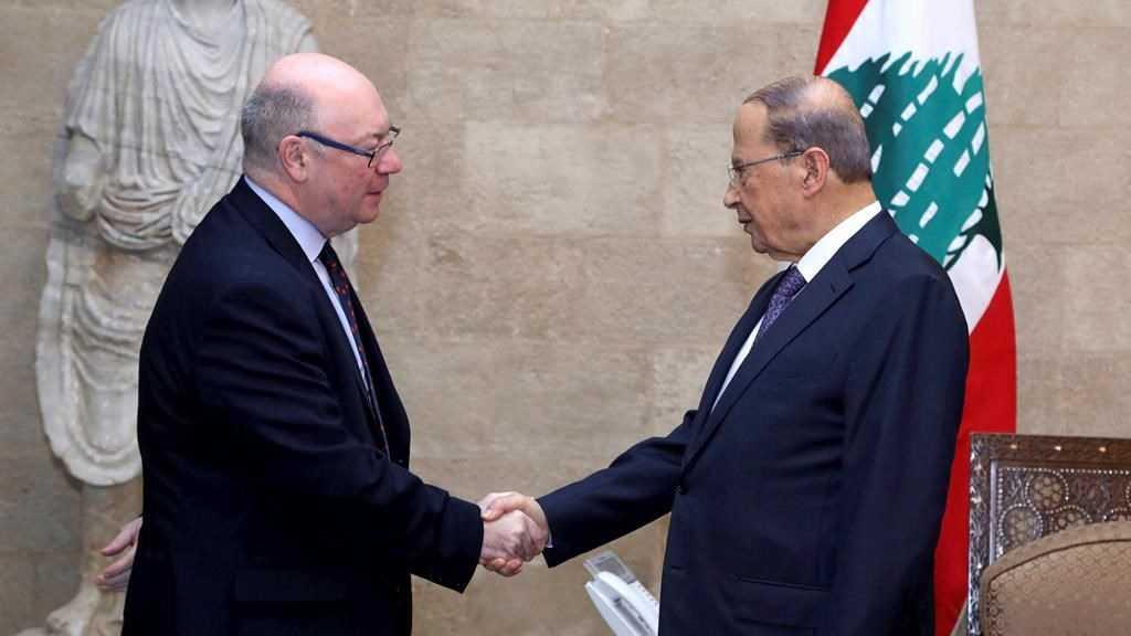 Aoun: le Hezbollah est une partie du peuple libanais qui jouit d'une grande popularité