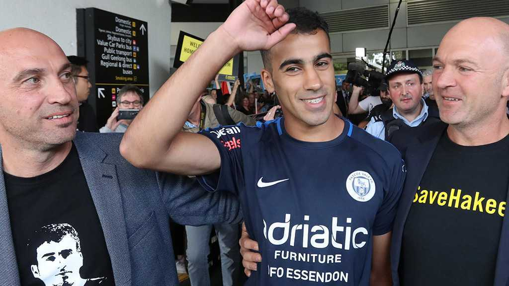 Hakeem al-Araibi, le footballeur bahreïni réfugié va obtenir la nationalité australienne
