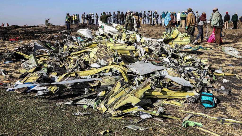 Crash du Boeing d'Ethiopian Airlines: les deux boîtes noires de l'appareil retrouvées