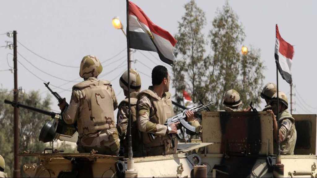 Egypte: 46 terroristes tués dans des affrontements, annonce l'armée