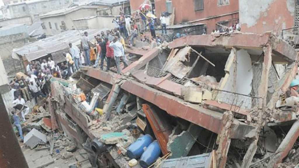 Une école s'effondre au Nigeria, plus de 100 personnes seraient sous les décombres
