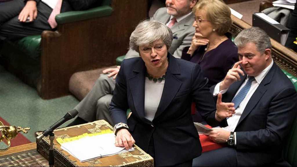 Les députés britanniques ont voté contre un Brexit sans accord