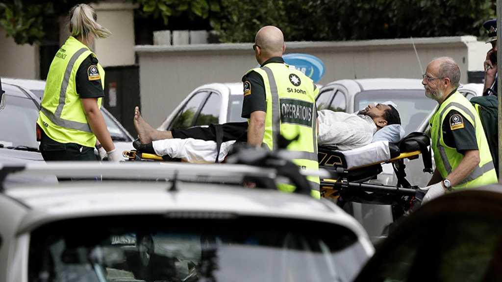 Plusieurs martyrs dans des fusillades dans des mosquées en Nouvelle-Zélande
