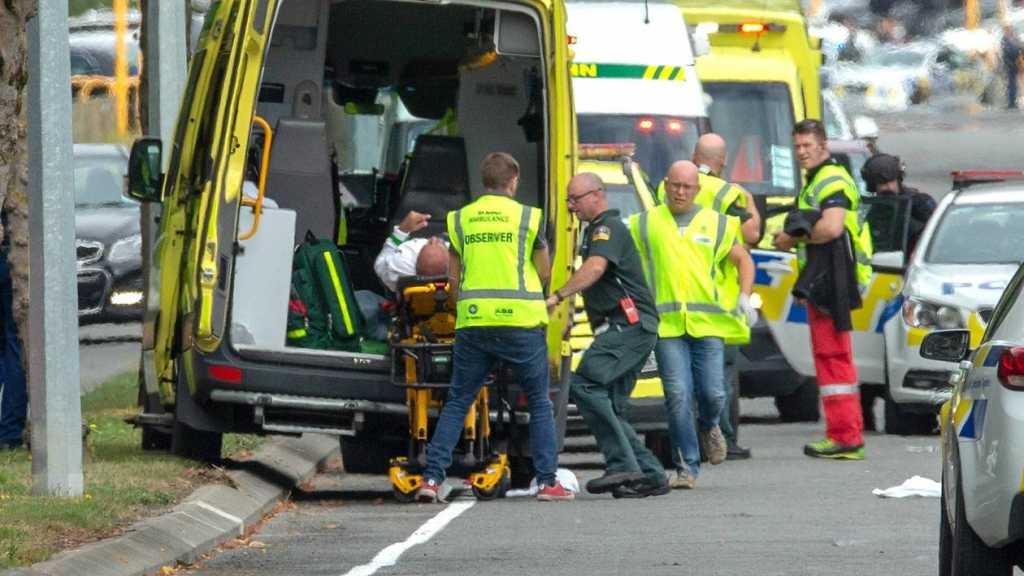 Attaque terroriste dans des mosquées en Nouvelle-Zélande: le bilan grimpe à 49 martyrs, un homme inculpé de meurtres