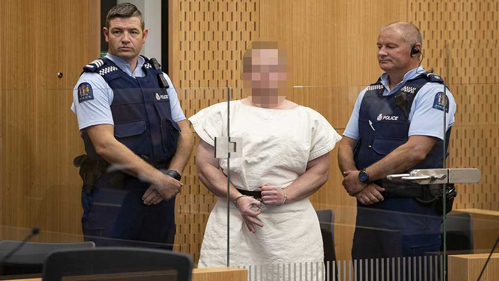 Nouvelle-Zélande: l'auteur du carnage de Christchurch inculpé pour meurtre
