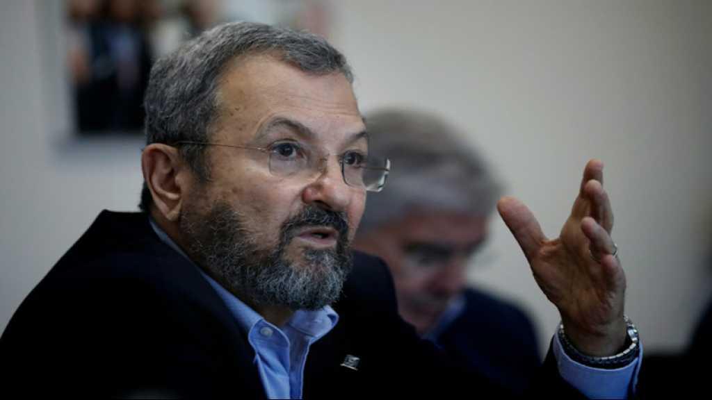 L'Iran a piraté le téléphone de l'ancien Premier ministre israélien Ehud Barak